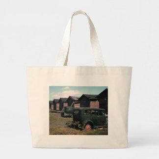 Abandoned, 1941 tote bag