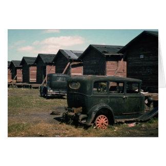 Abandoned, 1941 cards