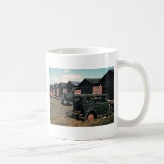 Abandoned, 1941 coffee mug