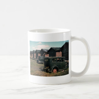 Abandoned, 1941 classic white coffee mug