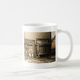 Abandoned Antique Furniture Coffee Mug