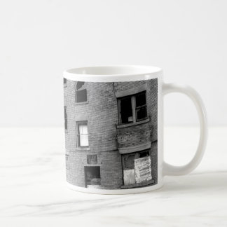 Abandoned Apartment For Rent Coffee Mugs