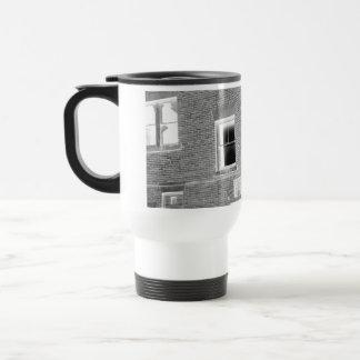 Abandoned Apartment For Rent - negative Travel Mug