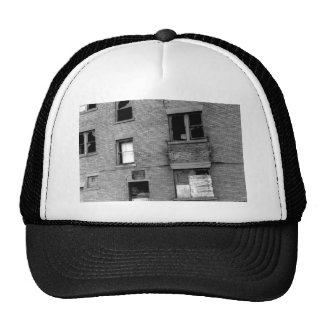 Abandoned Apartment For Rent Trucker Hat