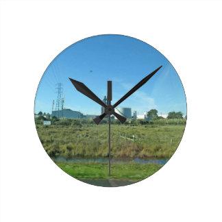 abandoned atomic power plant in Eureka CA.jpg Round Clock