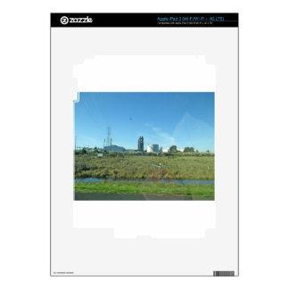 abandoned atomic power plant in Eureka CA.jpg Skin For iPad 3