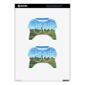 abandoned atomic power plant in Eureka CA.jpg Xbox 360 Controller Decal