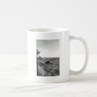 Abandoned Boat Coffee Mug
