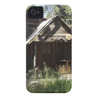 Abandoned Cabin in the Woods iPhone 4 Cover