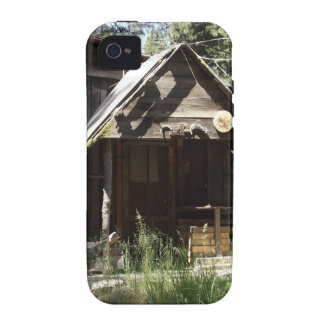 Abandoned Cabin in the Woods Vibe iPhone 4 Covers