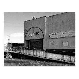 Abandoned Cinema Postcard
