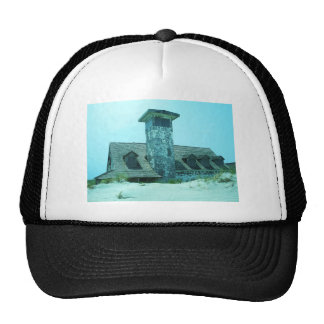 Abandoned Coast Guard Station Trucker Hat