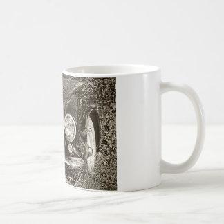 Abandoned Coffee Mugs