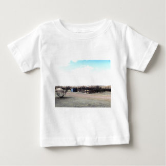 Abandoned Corral Baby T-Shirt