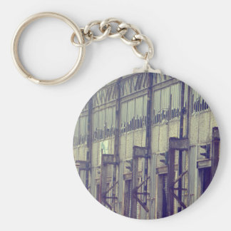 Abandoned Factory Keychain