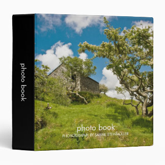 Abandoned Farm Photo Book Binder