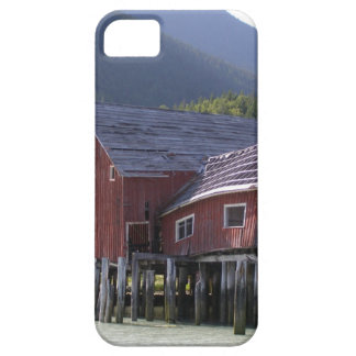 Abandoned Fish Cannery, Bella Coola, BC iPhone SE/5/5s Case