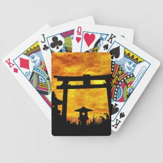 Abandoned Gate Poker Cards