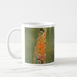Abandoned Hope by Gustav Klimt Coffee Mug