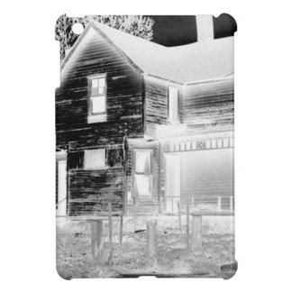 Abandoned House - negative iPad Mini Case