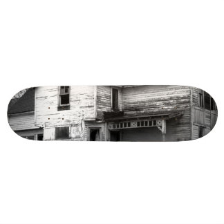 Abandoned House Skateboard Deck