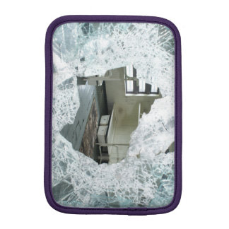 Abandoned Jail Cell Bed Sleeve For iPad Mini