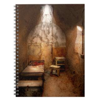Abandoned - Life sentence Note Book