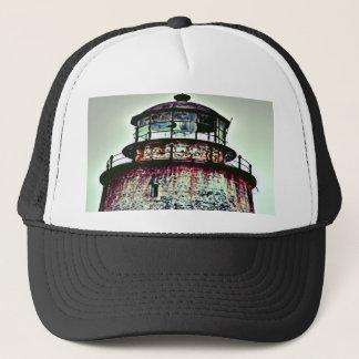 Abandoned Lighthouse Trucker Hat