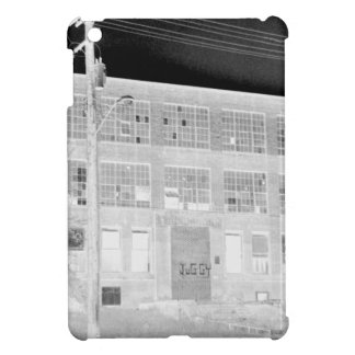 Abandoned Manufacturing Building - negative iPad Mini Cases