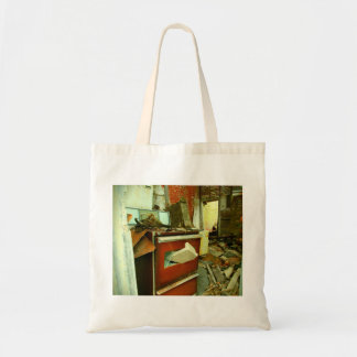 Abandoned Mess Tote Bag