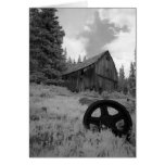 Abandoned Mine Stationery Note Card