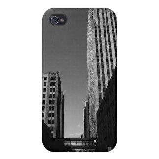 Abandoned Oklahoma City Street iPhone 4/4S Cover