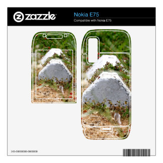 Abandoned Parking Lot Skin For Nokia E75
