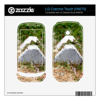 Abandoned Parking Lot LG Cosmos Touch Decals