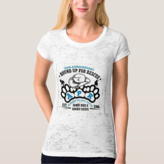 Abandoned Pet Rescue's Round Up for Rescue T-Shirt