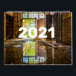 """Abandoned Places 2021 Calendar<br><div class=""""desc"""">❤All designed with love by WitCraft Designs™! Personalize your way 👌 Find and follow us on social media (ⒻⓅⓉ) 📷 TAG #witcrafting and share your purchases on social media with us!! You can connect to all my social media accounts at www.witcraft.com Visit my designer profile to see all my shops...</div>"""
