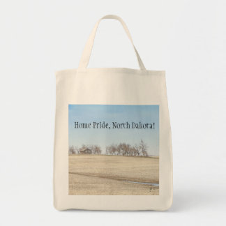 Abandoned Prairie Homestead In North Dakota #1 Tote Bag