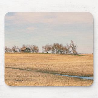 Abandoned Prairie Homestead In North Dakota #3B Mouse Pad