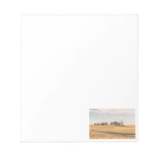 Abandoned Prairie Homestead In North Dakota #3B Notepad