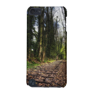 Abandoned Railway Tracks iPod Touch 5G Cover