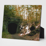 Abandoned RR Tunnel #2 Plaque