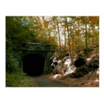 Abandoned RR Tunnel #2 Postcard