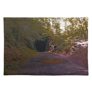 Abandoned RR Tunnel #3 Placemats
