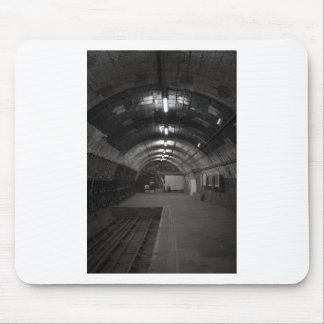 Abandoned Station Mouse Pad
