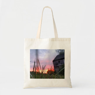 Abandoned Sunrise / Original Photography Tote Bag