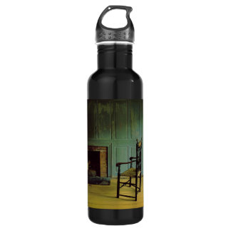 Abandoned Tavern Stainless Steel Water Bottle