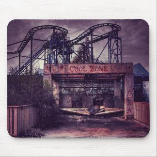 Abandoned Theme Park Mousepad