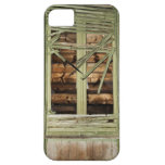 Abandoned window iPhone 5 cover