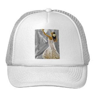 ABANICO BLANCO HATS
