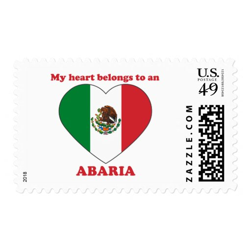 Abaria Postage